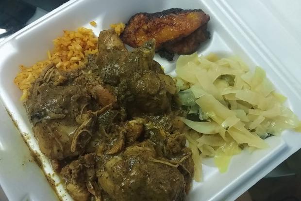 Africaribbean Taste