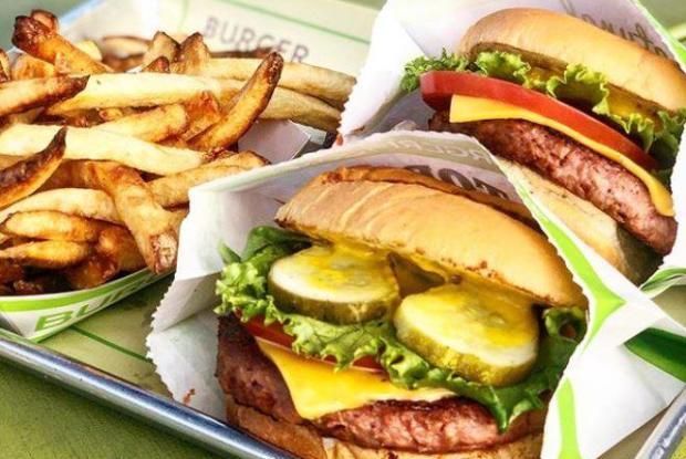 BurgerFi B