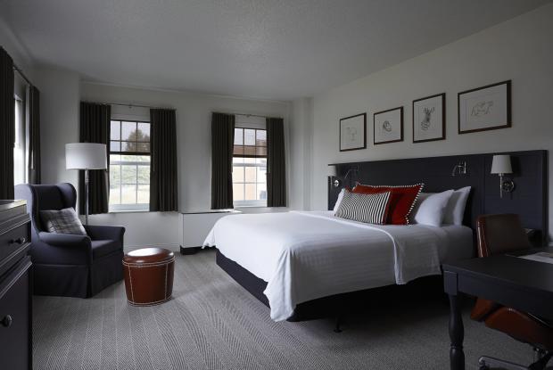 CP Marriott room