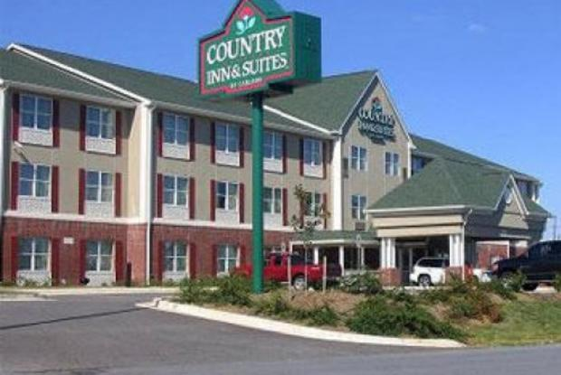 Country Inn Capitol Heights ext