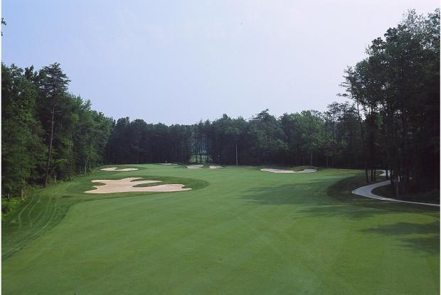 Cross Creek Golf greens
