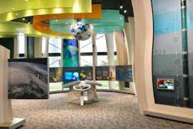 NASA Goddard Space Flight Center- Goddard Visitor Center