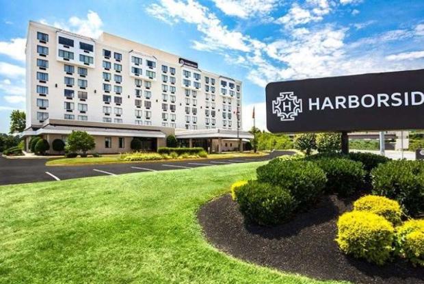 Harborside Hotel ext