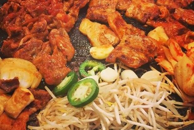 Kangnam BBQ 2