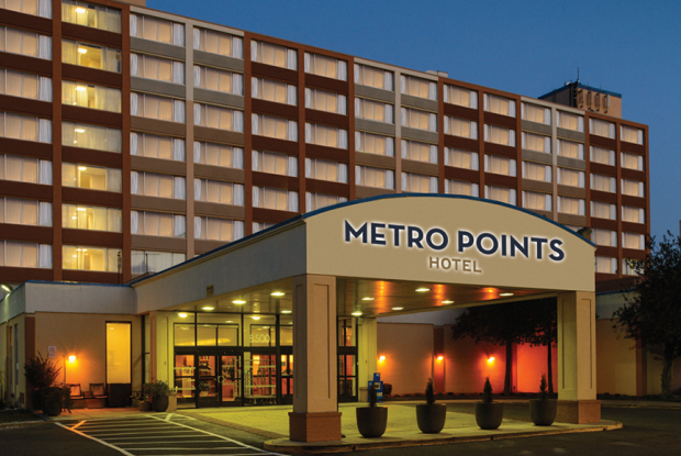 Metro Points ext