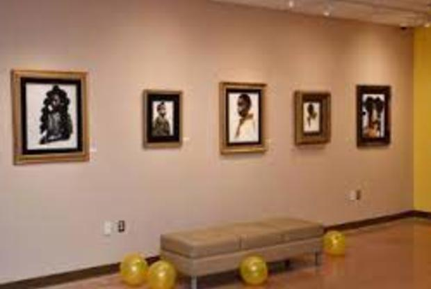 PRINCE GEORGE'S AFRICAN AMERICAN MUSEUM & CULTURAL CENTER - GALLERY 110 @ GATEWAY ARTS CENTER