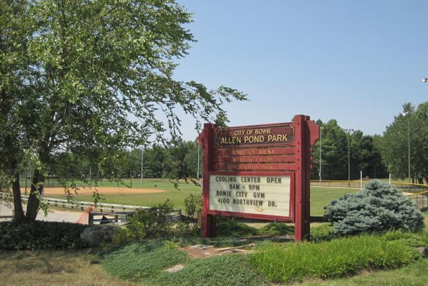 Allen Pond Park Complex