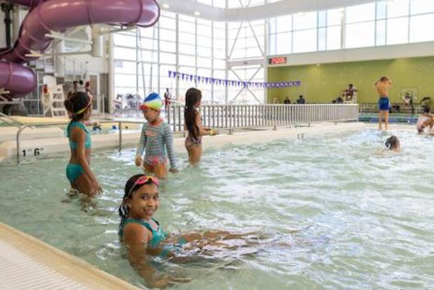 Southern Area Aquatics and Recreation Complex