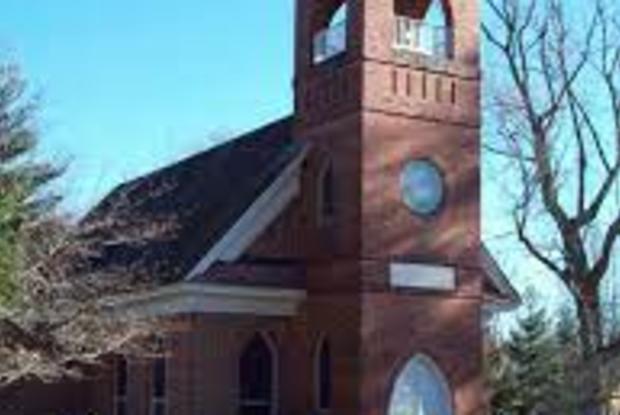 SAINT THOMAS EPISCOPAL CHURCH & CEMETERY