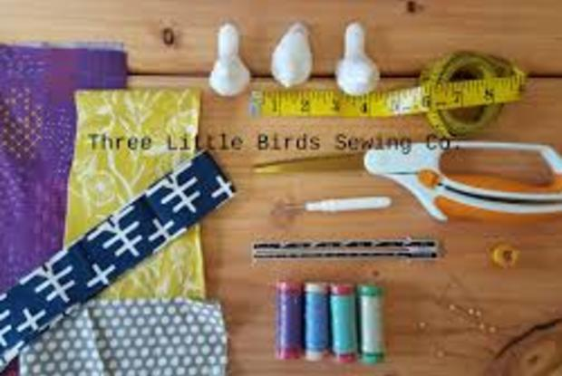Three Little Birds Sewing Company