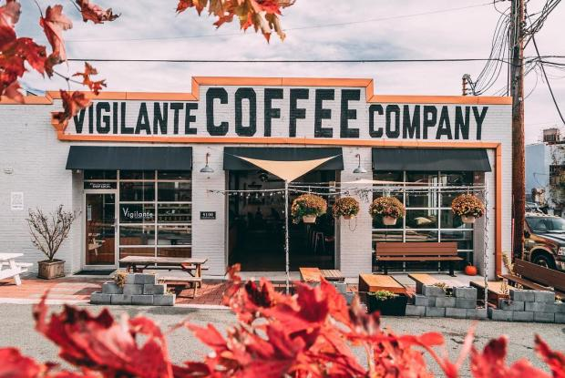 Vigilante Coffee B