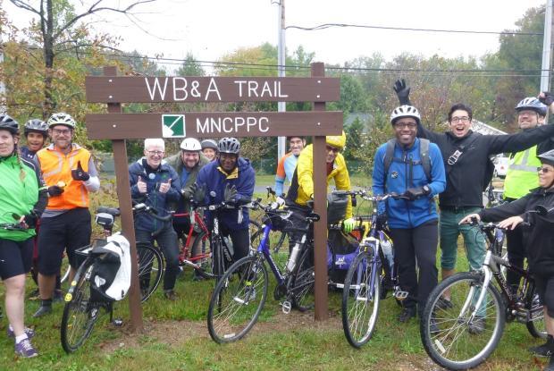 Wb & A Trail