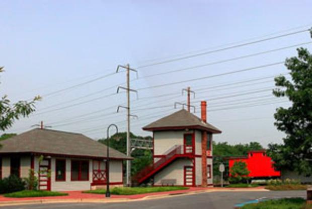Bowie Railroad Station/Huntington Museum