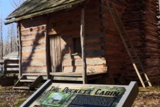 The Charles Duckett Log Cabin