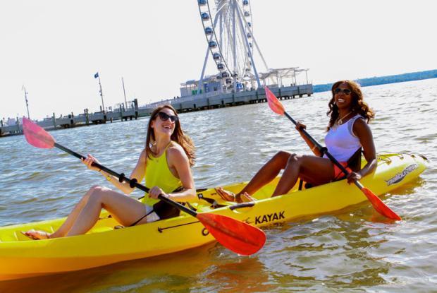 National Harbor Kayak and Paddleboat