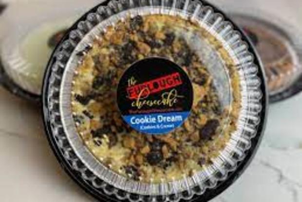 The Furlough Cheesecake