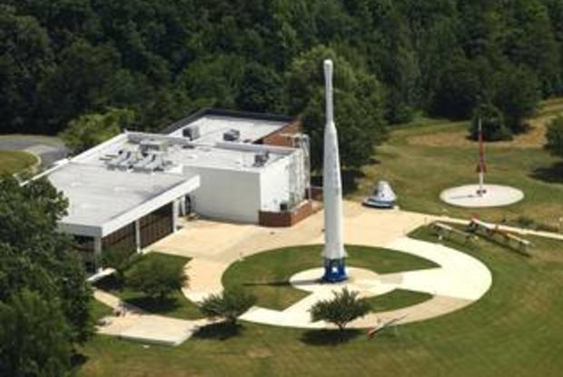 Goddard Visitor Center