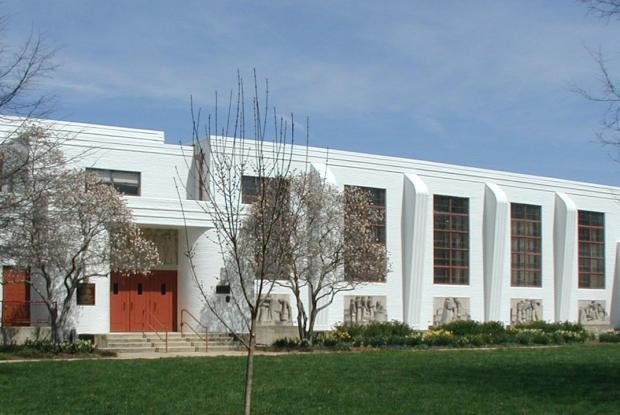 Greenbelt community center