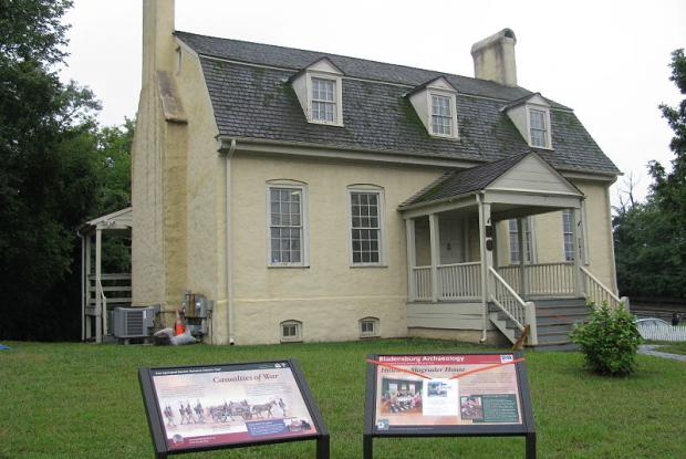Hilleary Magruder House
