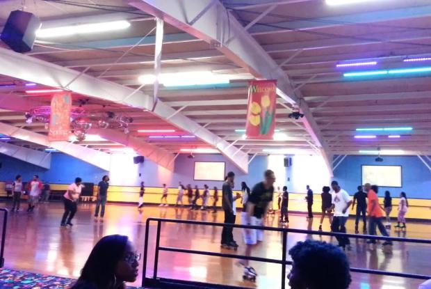 Lanham Skate Rink
