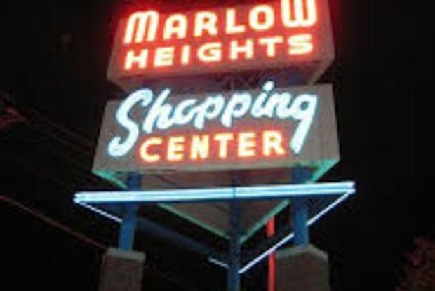 Marlow Heights Shopping Center