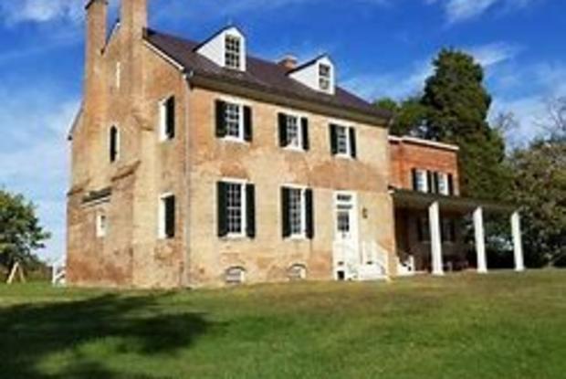 Mount Calvert Historical Park