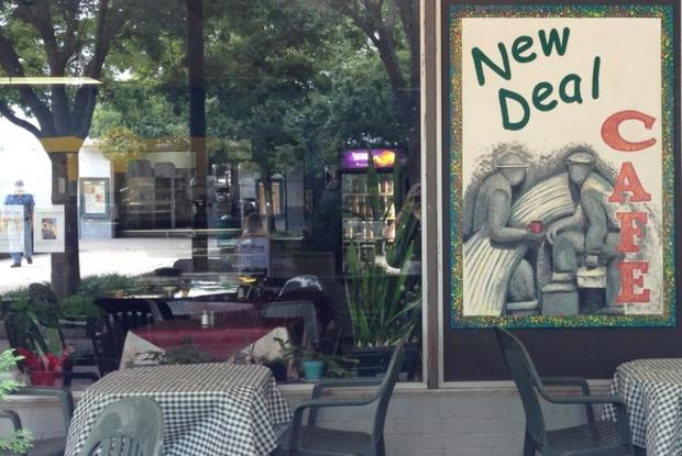 New Deal Cafe