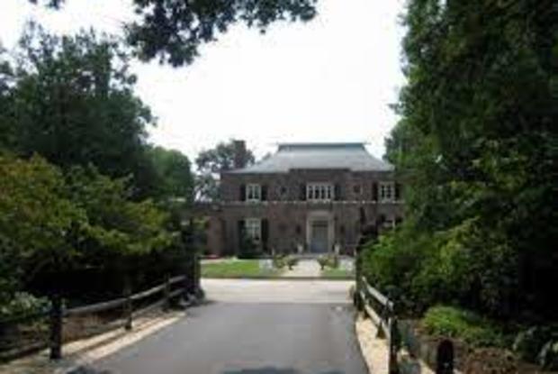 Newton White Mansion, Farm & Cemetery