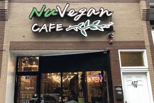 NuVegan Cafe