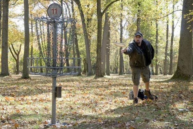 Paint Branch Community Park Disc Golf Course