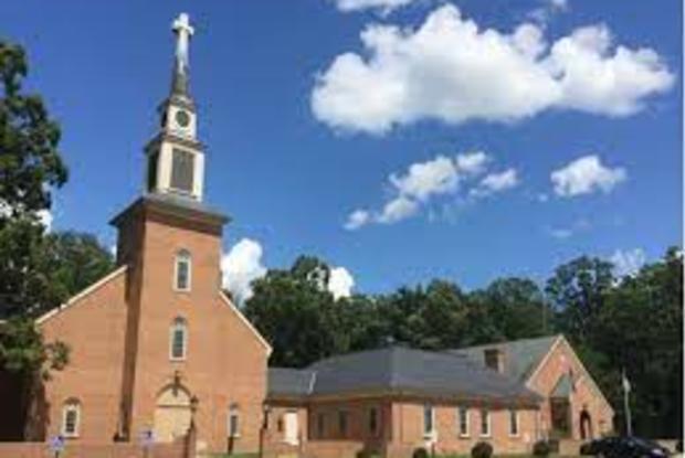 Providence Methodist Episcopal Church & Cemetery