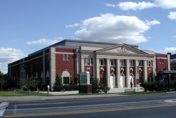 Richie Coliseum