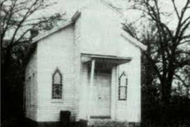 Saint Mark's Methodist Episcopal Church