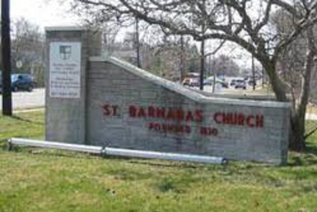 Saint Barnabas Church & Cemetery