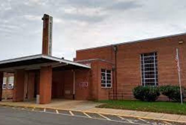 SAINT MARY'S CHURCH & CEMETERY
