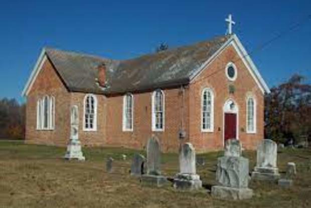 SAINT PAUL'S CHURCH & CEMETERY