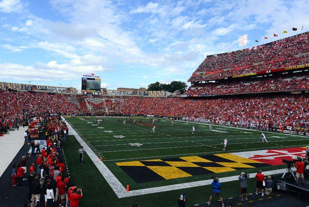 Capital One Field at Maryland Stadium- University of Maryland
