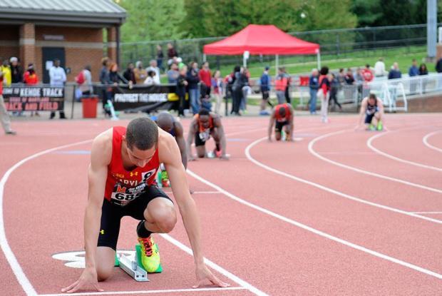 Kehoe Track @ Ludwug Field- University of Maryland
