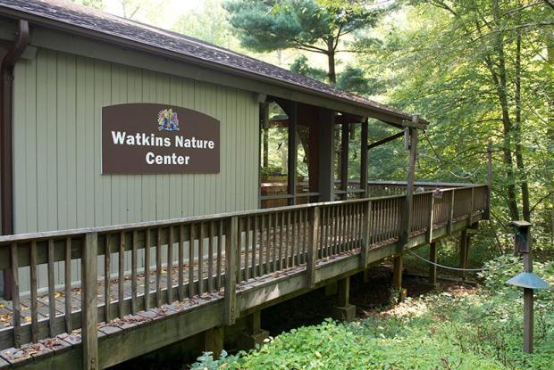 Watkins Nature Center @ Watkins Regional Park