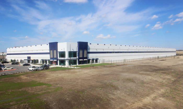 CGT New Braunfels Texas Facility