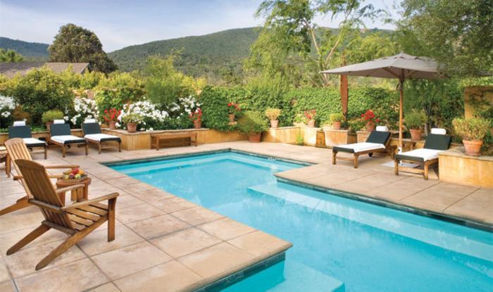 Bernardus Lodge Pool