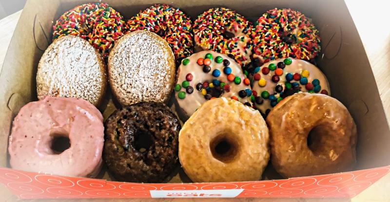 Sugar Shack Donuts