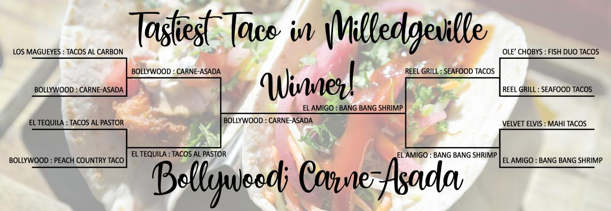 Winner taco bracket