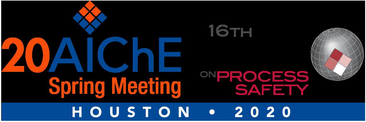 AIChE 2020 Spring GCPS Logo