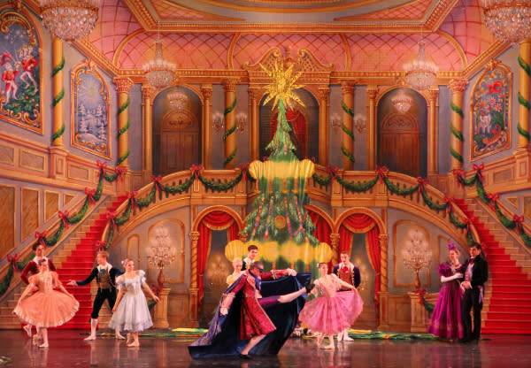 Moscow Ballet Great Russian Nutcracker, set designed by Carl Sprague