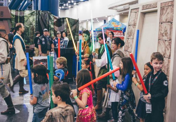 Star Wars at Comicpalooza