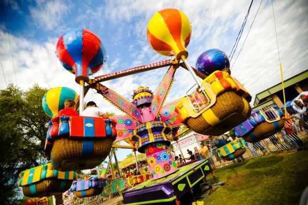 Cal-Cam Fair Rides