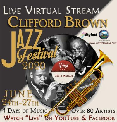 33rd Clifford Brown Jazz Festival
