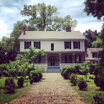 Pond Spring House