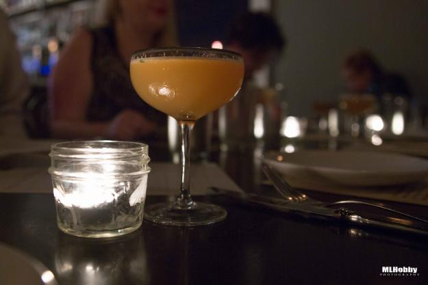 Cocktails at restaurant calla | Michael L. Hobby